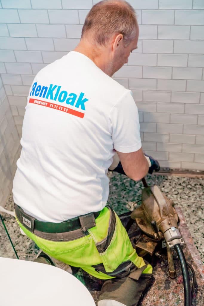 Autoriseret kloakmester i Roskilde